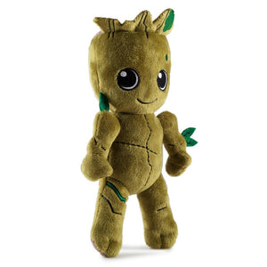 marvel kid groot guardians of the galaxy plush by kidrobot