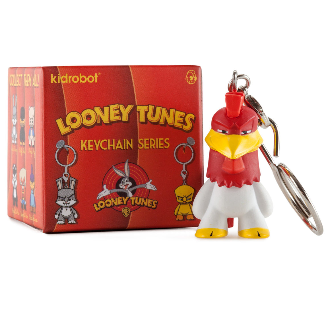 "Looney Tunes 1.5"" Blind Box Keychain Series - Kidrobot"