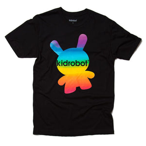 Men's Rainbow Dunny Shirt (XXL) - Kidrobot