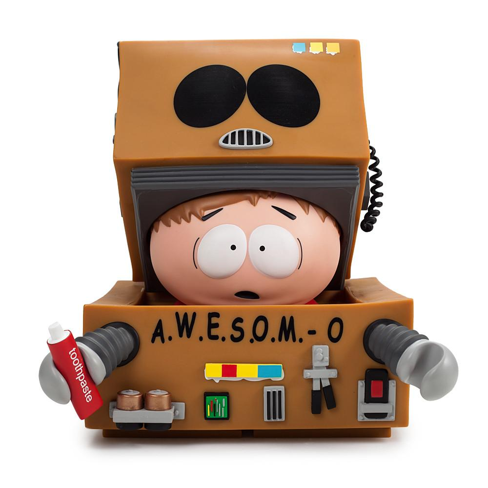 South Park AWESOMO Cartman Designer Toy Figure by Kidrobot - Kidrobot