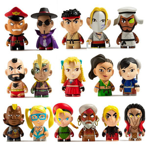 "None - Street Fighter 3"" Blind Box Mini Figure Series"