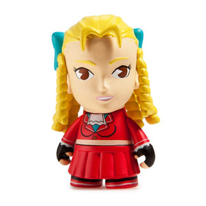 "Street Fighter 3"" Blind Box Mini Figures - Kidrobot - Designer Art Toys"