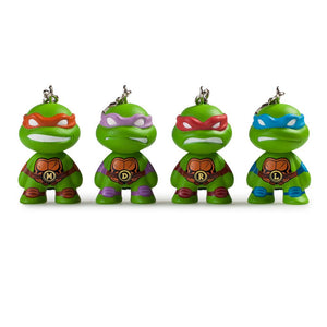 Teenage Mutant Ninja Turtles Blind Box Keychain Series 2 - Kidrobot