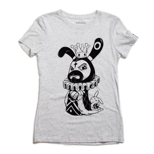 Women's Otto Bjornik Chess Series Dunny T-Shirt (S-XL) - Kidrobot