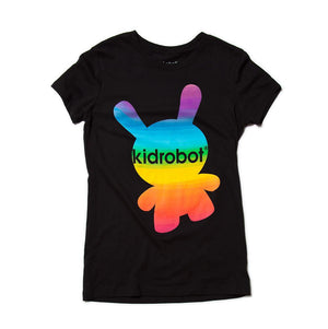 Women's Rainbow Dunny T-Shirt (S-XL) - Kidrobot