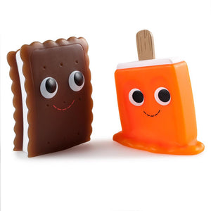 Yummy World Tasty Treats Blind Box Vinyl Mini Series - Kidrobot - Designer Art Toys