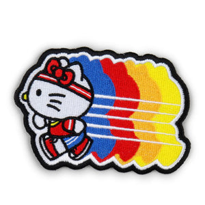 Kidrobot x Hello Kitty Sports Embroidered Patches - Kidrobot - Designer Art Toys