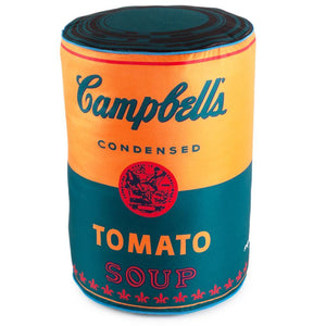 Plush - Andy Warhol Campbells Soup Can XL Plush By Kidrobot