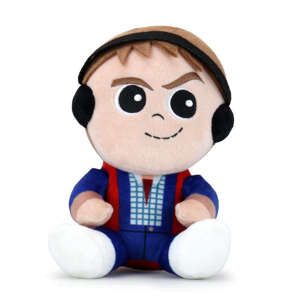 Back to the Future Marty McFly Phunny Plush - Kidrobot - Designer Art Toys