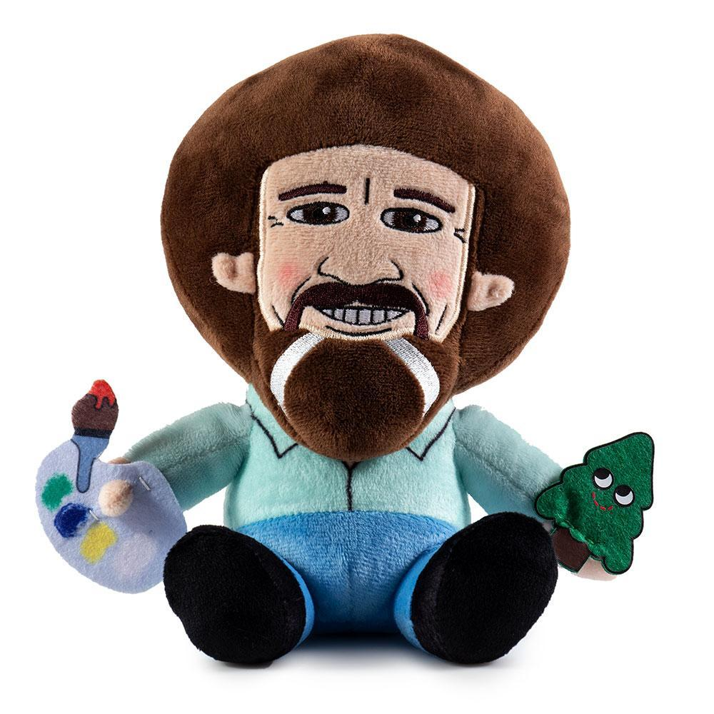 Bob Ross Plush Phunny by Kidrobot