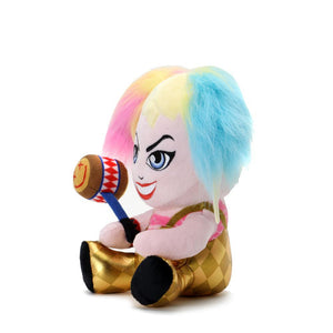 DC Comics Birds of Prey Harley Quinn Plush Phunny by Kidrobot - Kidrobot - Designer Art Toys