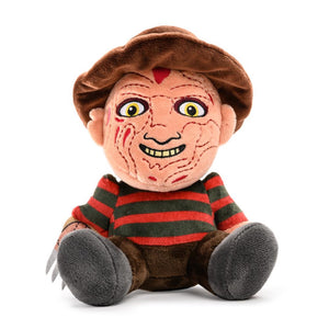 Freddy Krueger Nightmare on Elm Street Phunny Horror Plush - Kidrobot - Designer Art Toys