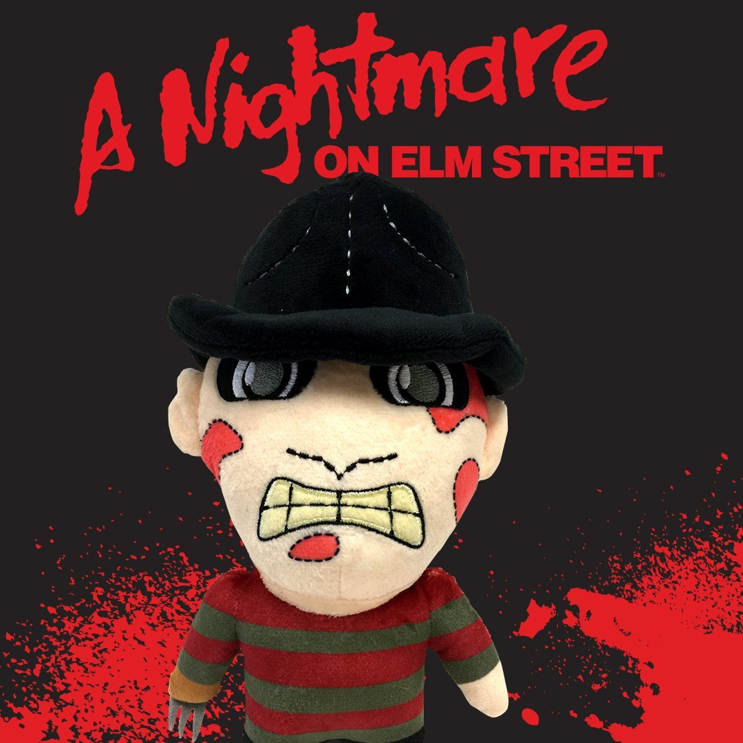 Freddy Krueger Nightmare on Elm Street Plush by Kidrobot - Kidrobot - Designer Art Toys