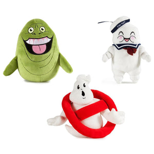 Ghostbusters Slimer Plush Toy Stuffed Animal - Kidrobot - Designer Art Toys