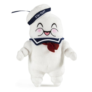 Ghostbusters Stay Puft Marshmallow Man Plush Toy - Kidrobot - Designer Art Toys