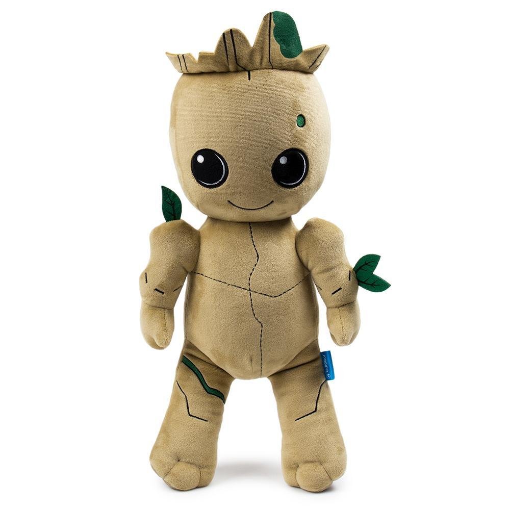 Marvel Guardians of the Galaxy Groot HugMe Vibrating Plush - Kidrobot - Designer Art Toys