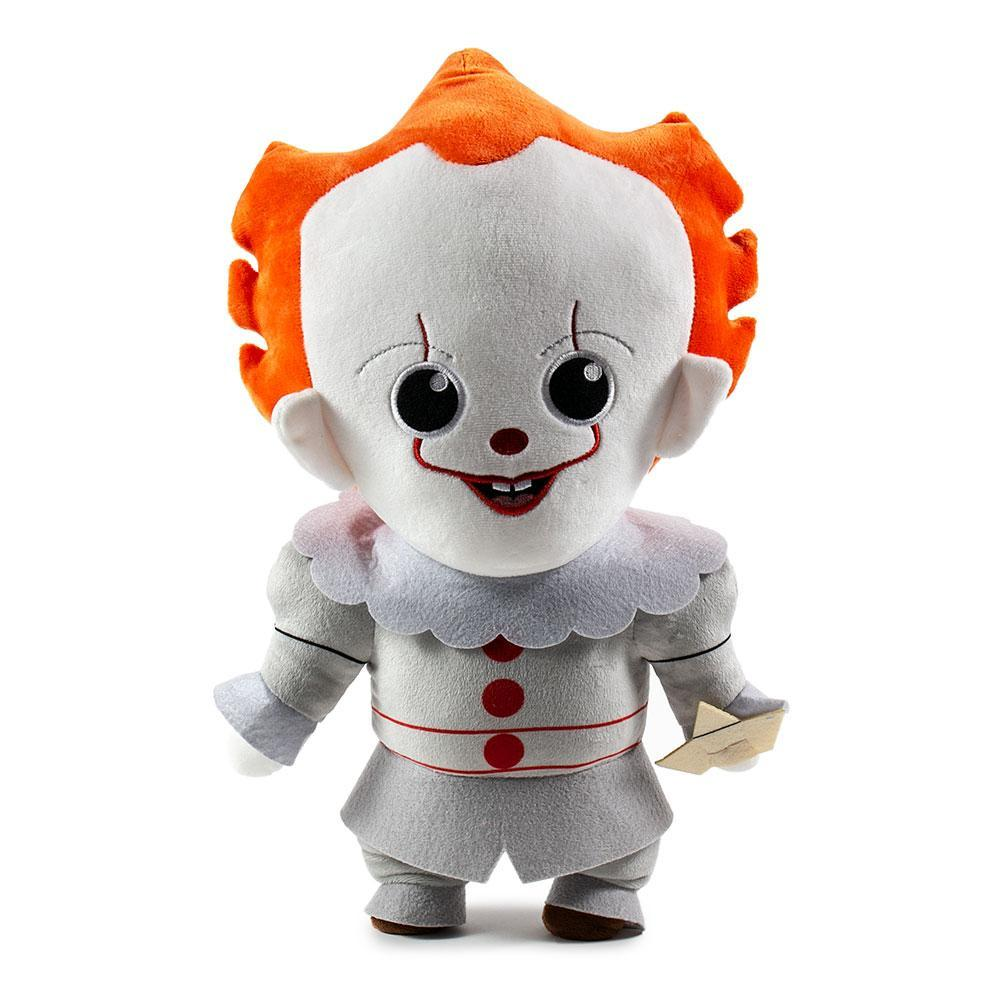IT Pennywise the Dancing Clown HugMe Vibrating Plush by Kidrobot - Kidrobot - Designer Art Toys