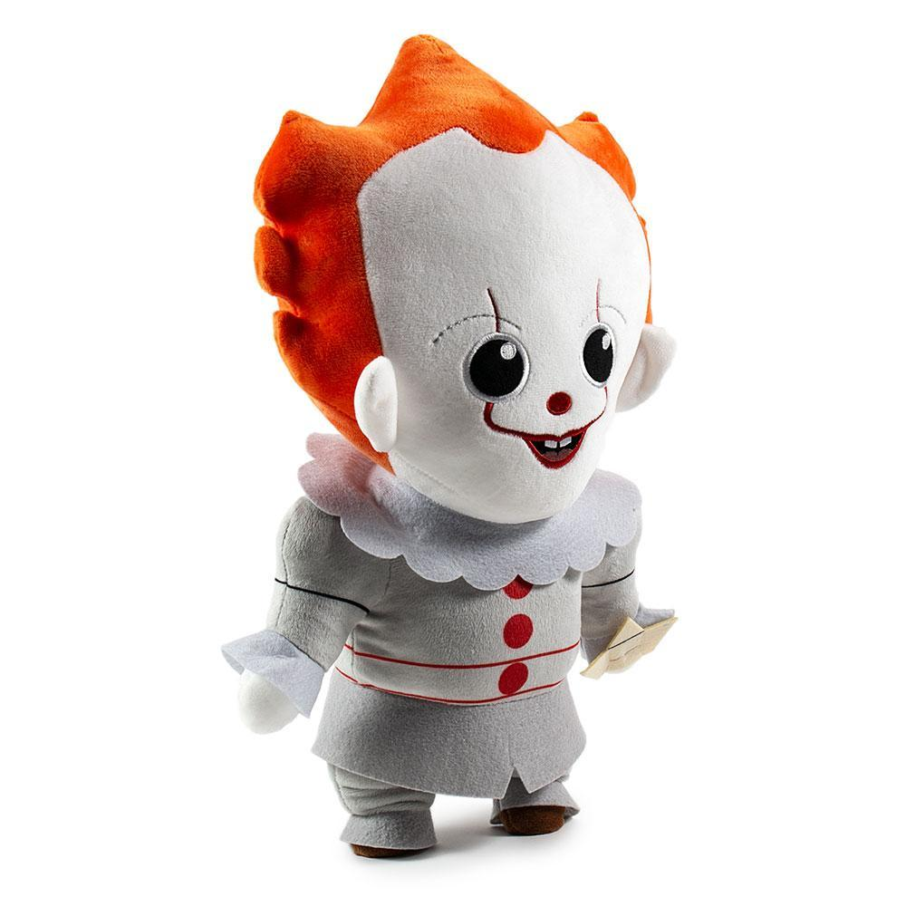 Plush - IT Pennywise The Dancing Clown HugMe Vibrating Plush By Kidrobot