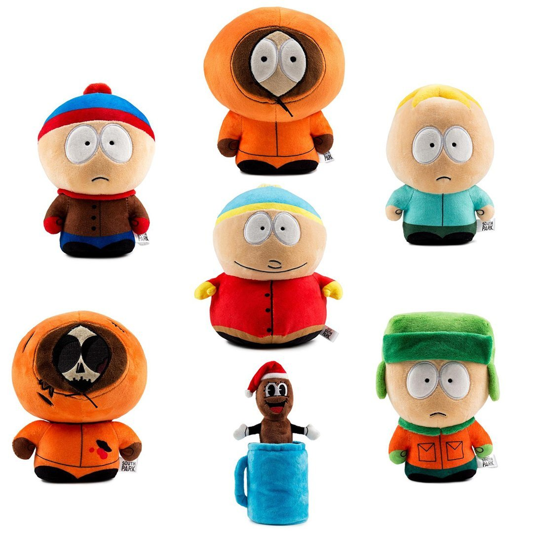 Plush - South Park Plush Toys By Kidrobot