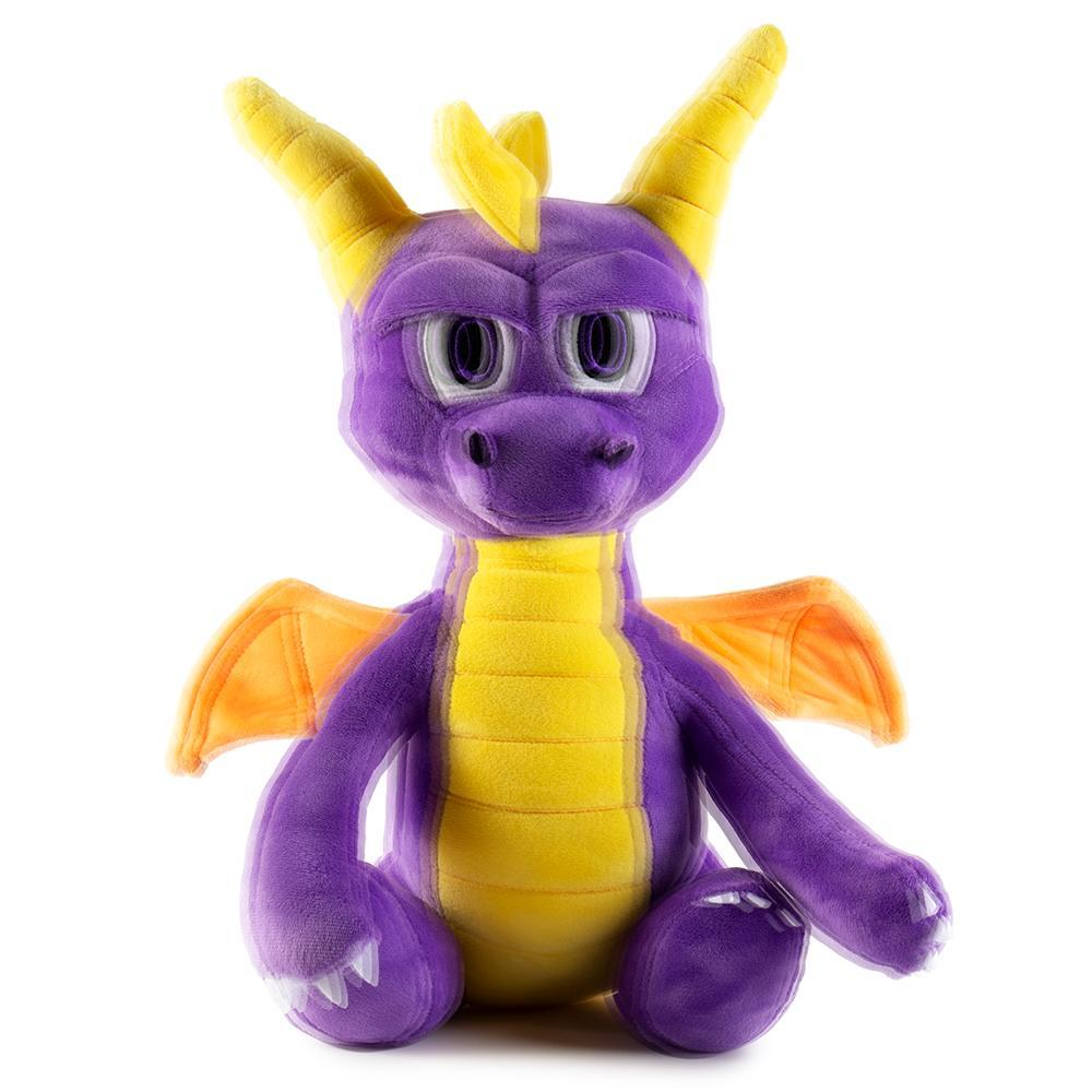 Spyro the Dragon HugMe Vibrating Plush - Kidrobot - Designer Art Toys