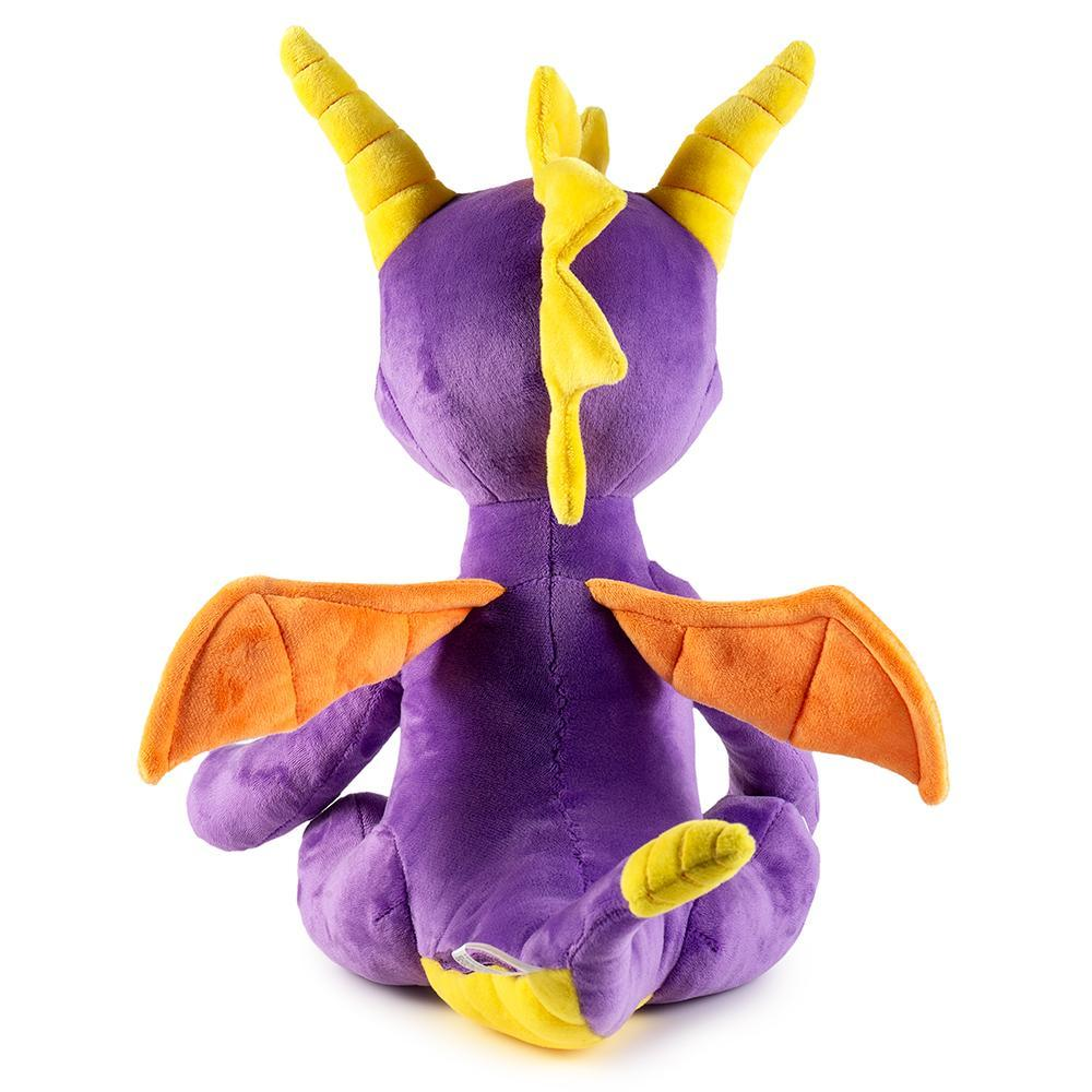 Plush - Spyro The Dragon HugMe Vibrating Plush