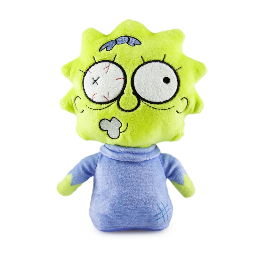 "The Simpsons ""Tree House of Horrors"" Phunny Plush - Kidrobot"