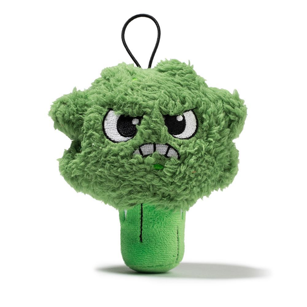 Plush yukky world brock small broccoli plush food 1