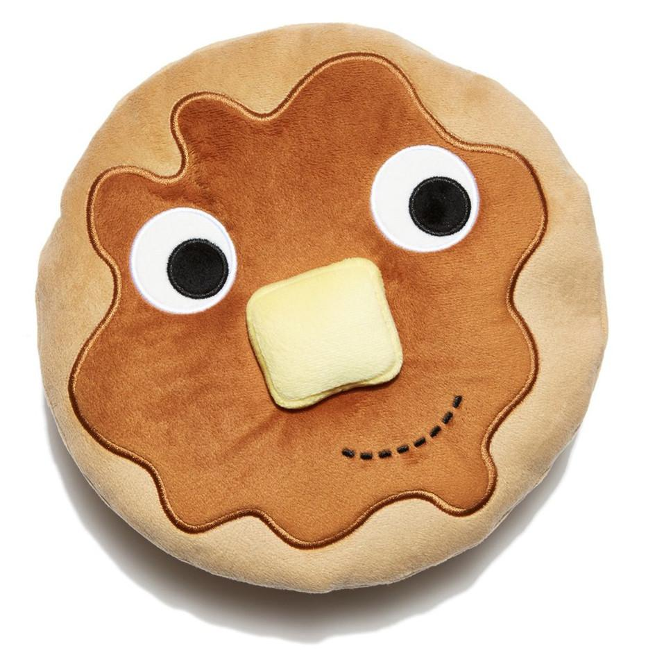 "Yummy World 10"" Pancake Plush Pillow - Kidrobot"