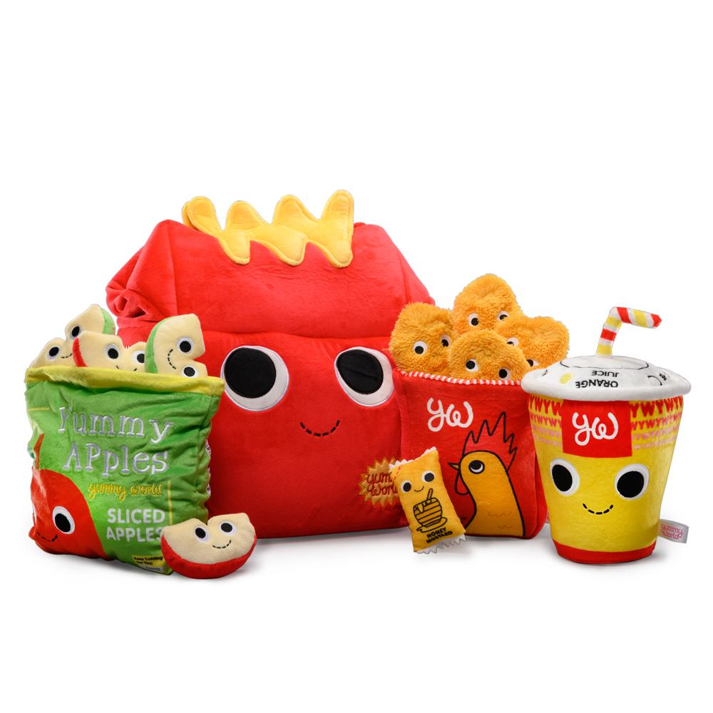 Yummy World Camille the Yummy Meal XL Plush by Kidrobot (PRE-ORDER) - Kidrobot - Designer Art Toys