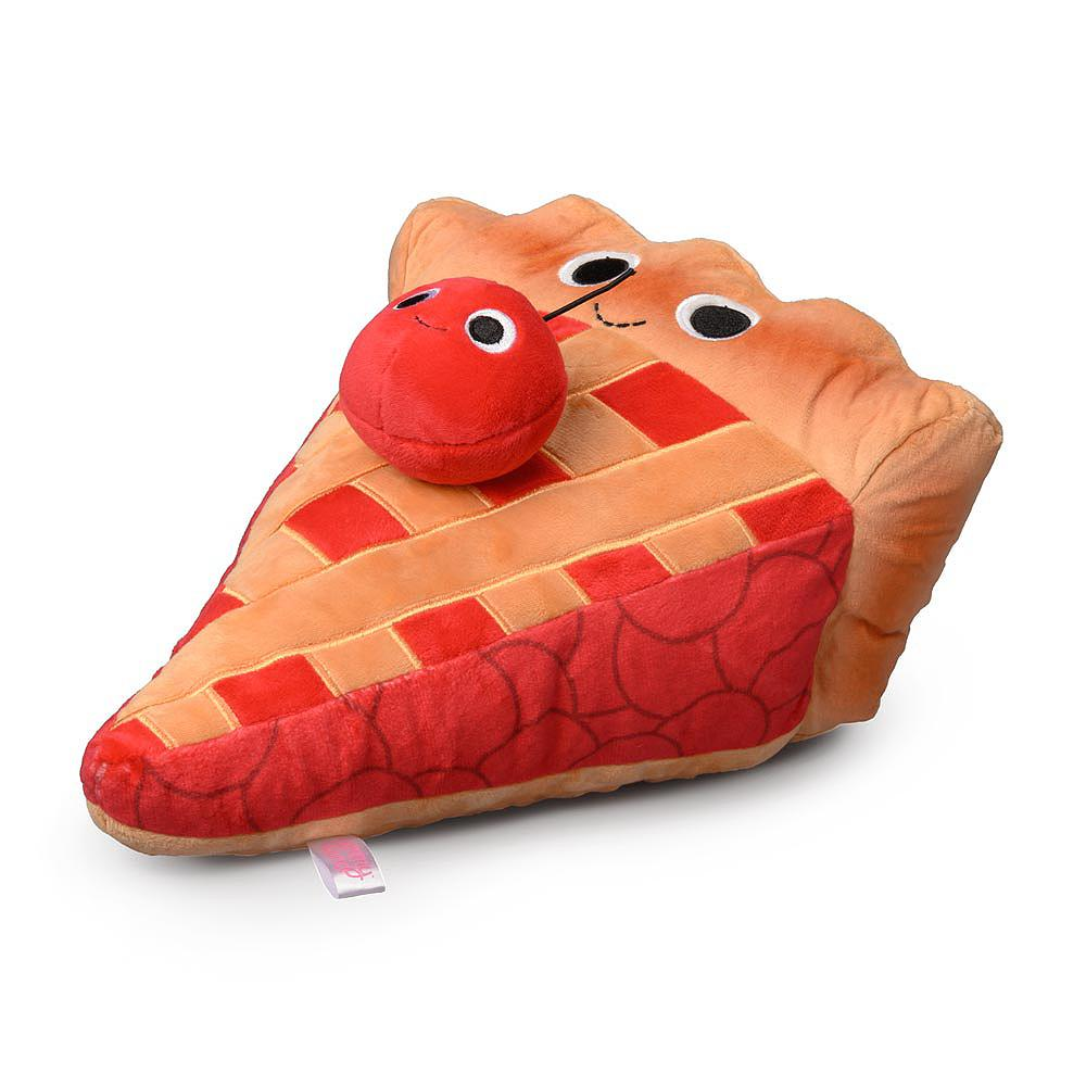 Yummy World Charlie the Cherry Pie Plush by Kidrobot - Kidrobot - Designer Art Toys