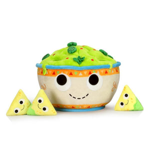 Yummy World Chips and Guac Large Plush - Kidrobot - Designer Art Toys