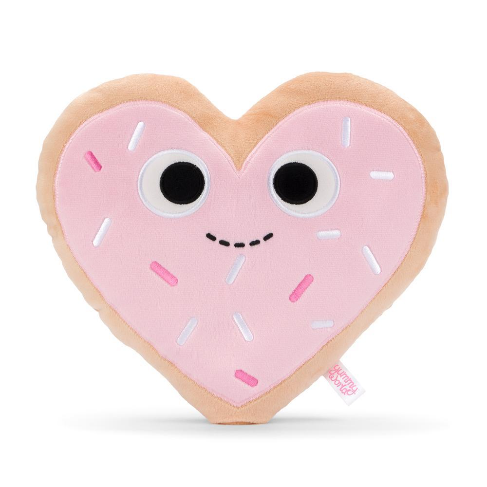 Yummy World Haylee Heart Cookie Plush - Kidrobot - Designer Art Toys