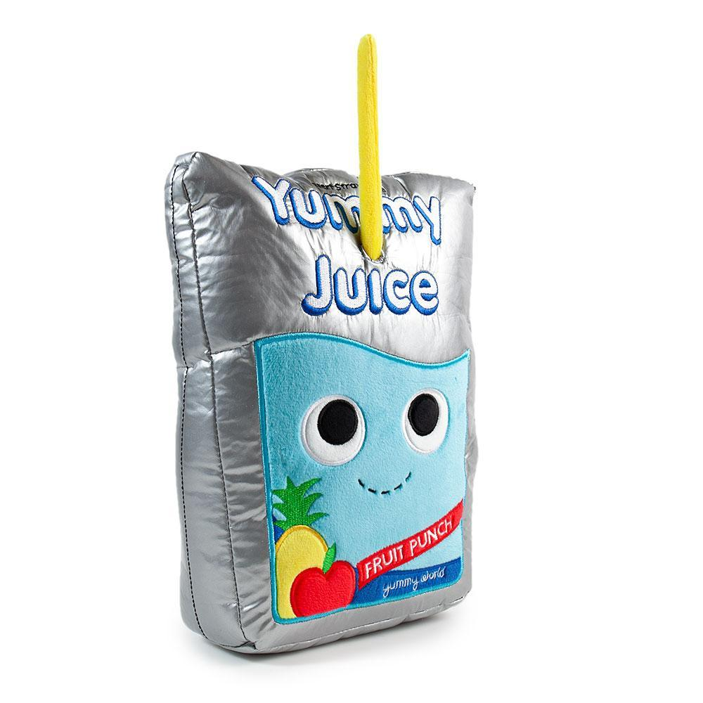Yummy World Jake the Juice Pouch Plush - Kidrobot - Designer Art Toys