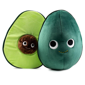 Yummy World Large Eva the Avocado Plush - Kidrobot - Designer Art Toys