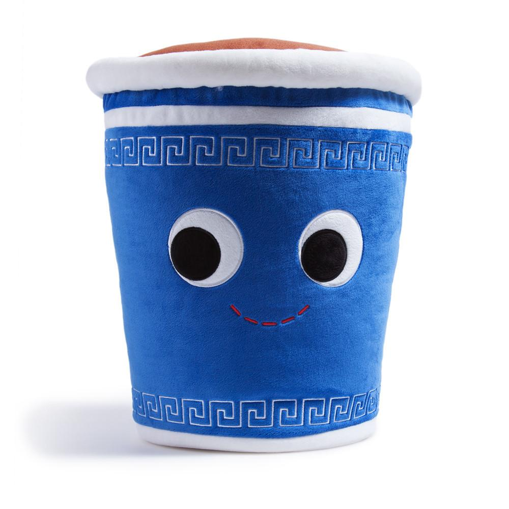 Yummy World Large George Greek Coffee Cup Plush - Kidrobot - Designer Art Toys