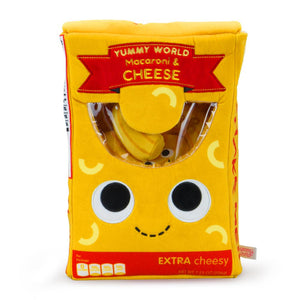 Yummy World Matty Macaroni & Cheese Plush - Kidrobot - Designer Art Toys