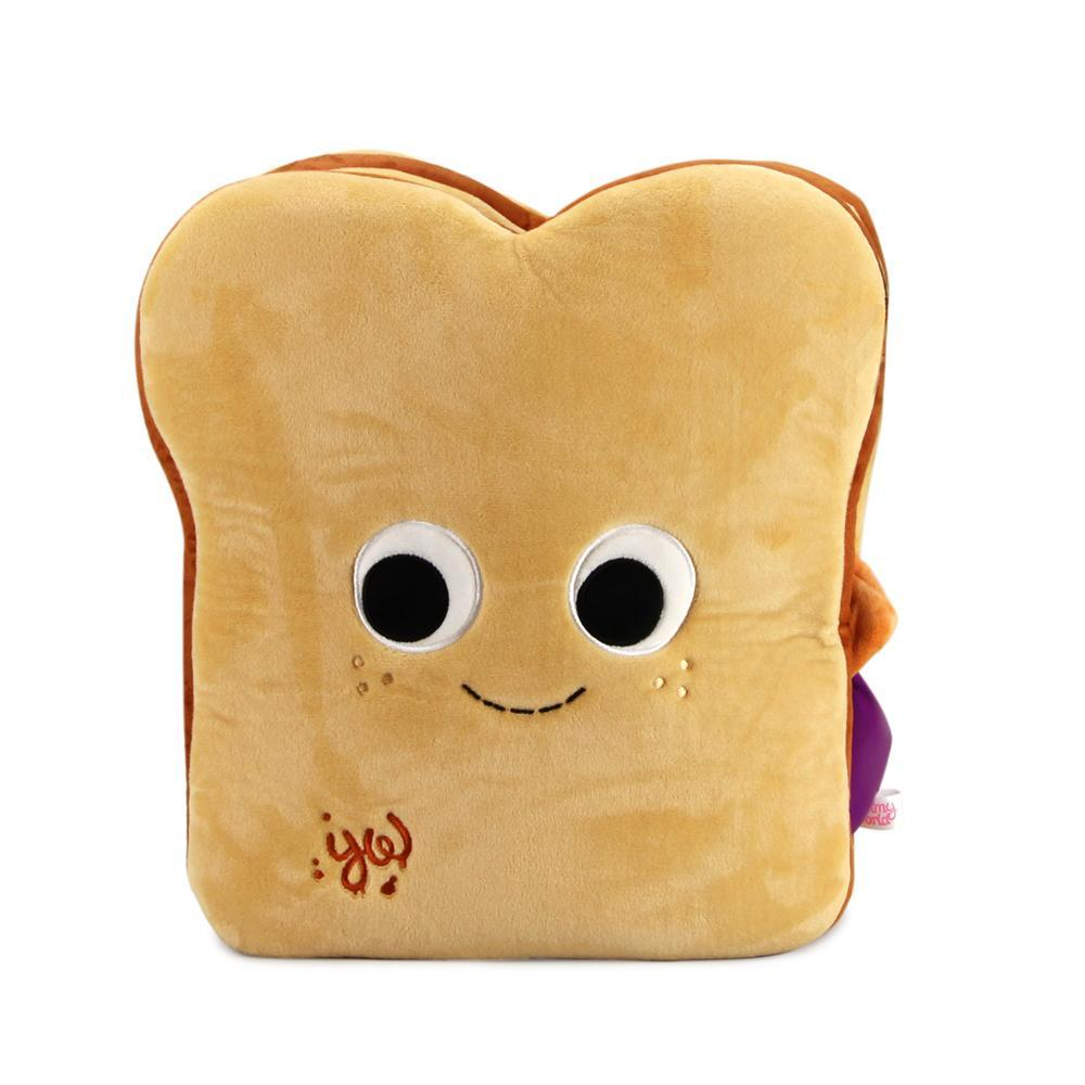 Yummy World Parker & Jayden Peanut Butter and Jelly Sandwich Plush - Kidrobot - Designer Art Toys