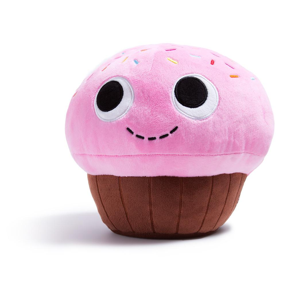 Yummy World Sprinkles Pink Cupcake Food Plush - Kidrobot - Designer Art Toys