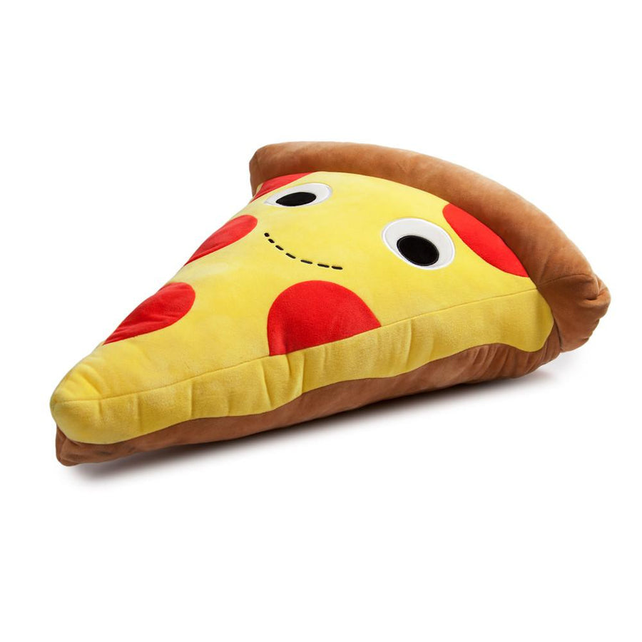 Yummy World XL Cheesy Pie Pizza Plush - Kidrobot - 1