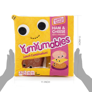 Yummy World Zoey and the YumYumables XL Plush (PRE-ORDER) - Kidrobot - Designer Art Toys