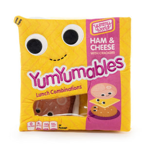 Yummy World Zoey and the YumYumables XL Plush - Kidrobot - Designer Art Toys