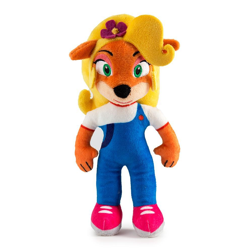 Crash Bandicoot Coco Bandicoot Plush - Kidrobot