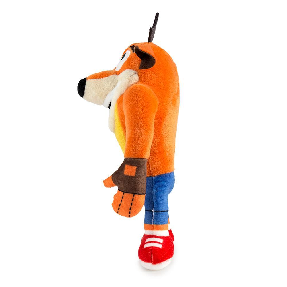 Crash Bandicoot Crash Crazy Eyes Plush - Kidrobot - Designer Art Toys