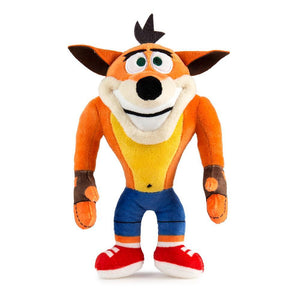 Polyester - Crash Bandicoot Crash Plush