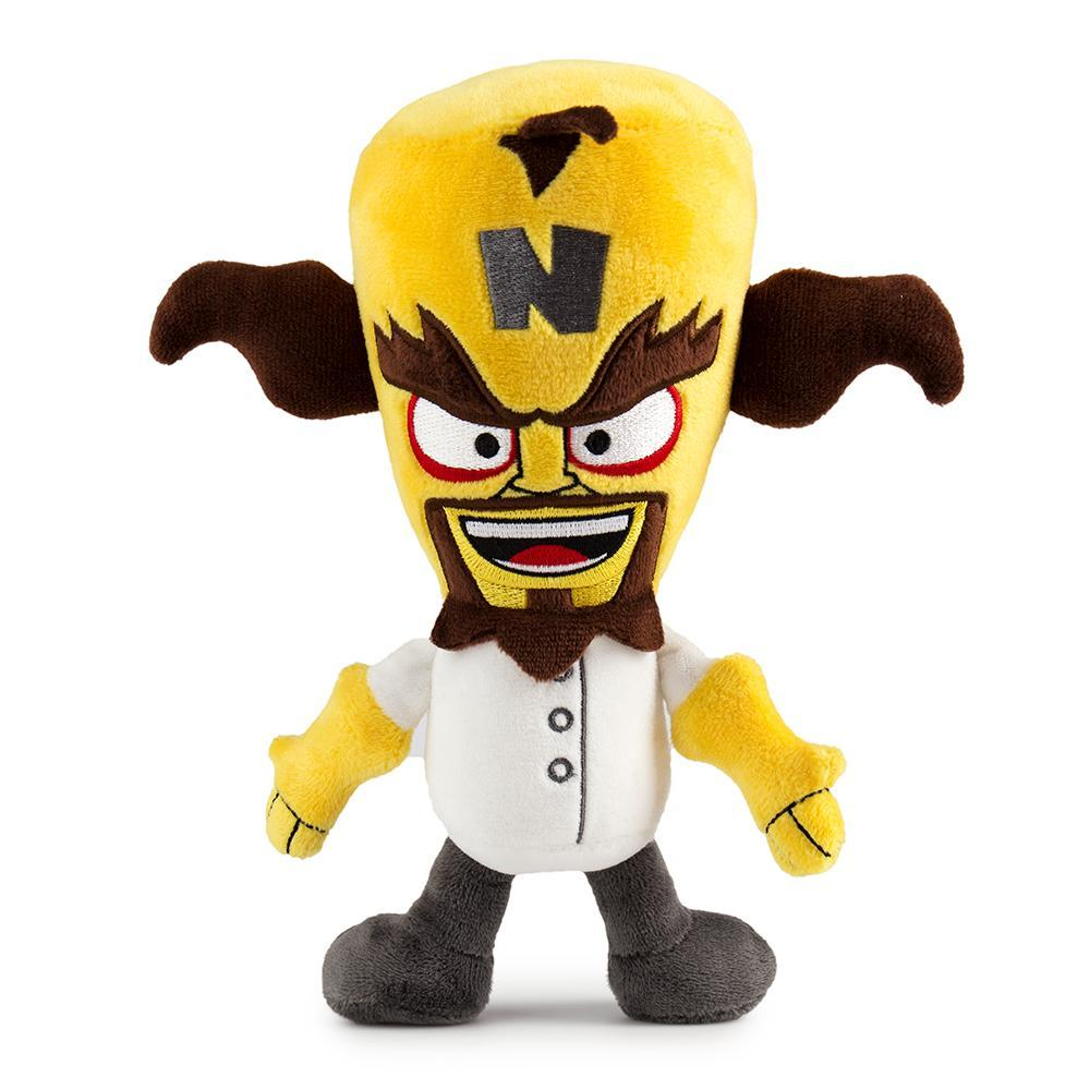 Crash Bandicoot Dr. Neo Cortex Plush - Kidrobot