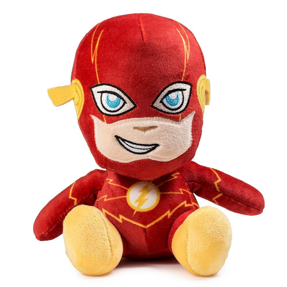 Polyester justice league flash plush 1