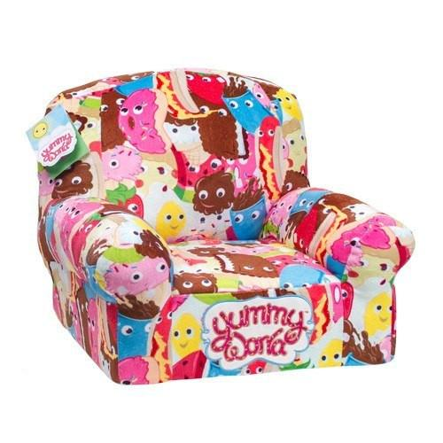 Yummy World Chair Allover Print - Kidrobot - 1