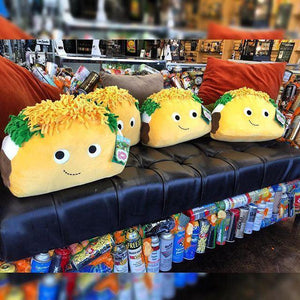 Yummy World Large Taco Plush - Kidrobot - Designer Art Toys