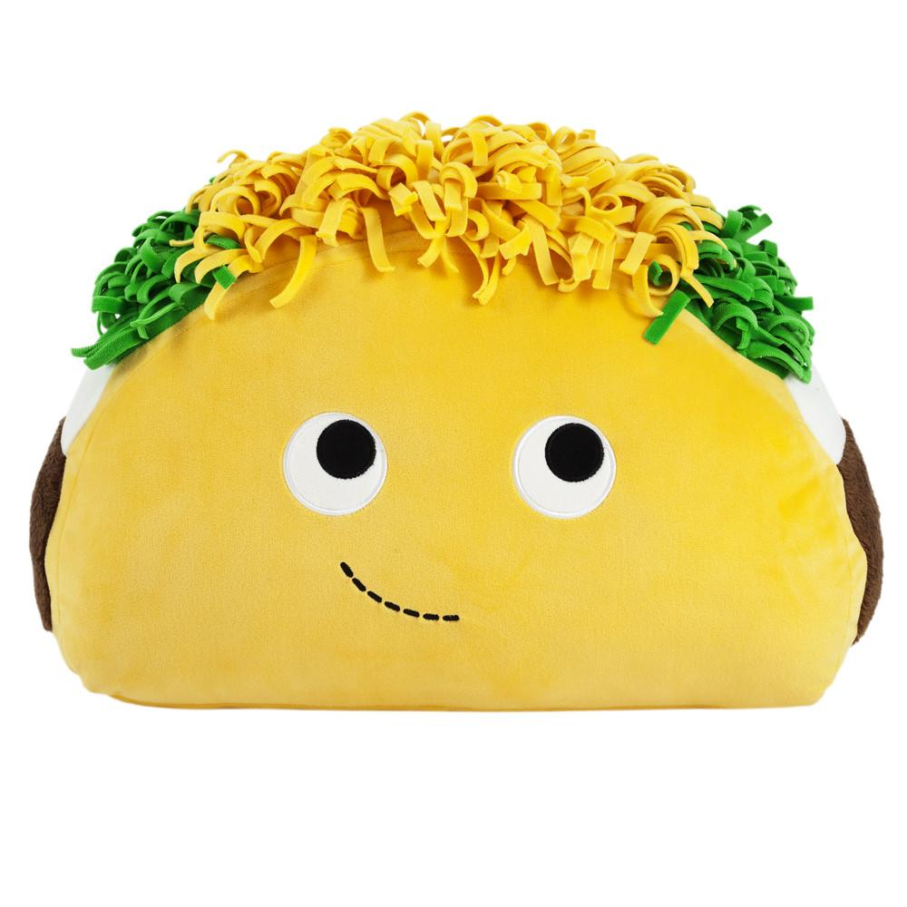 YUMMY WORLD Large Taco Plush - Kidrobot - 1