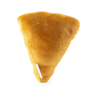 Yummy World Pets: Cheesy Pie Pizza Plush Squeaky Dog Toy - Kidrobot - Designer Art Toys